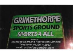 Grimethorpe Miners Welfare Ground