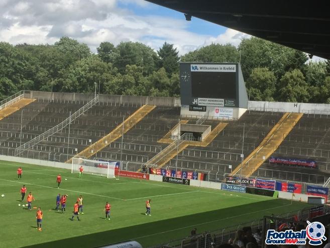 kfc uerdingen stadion