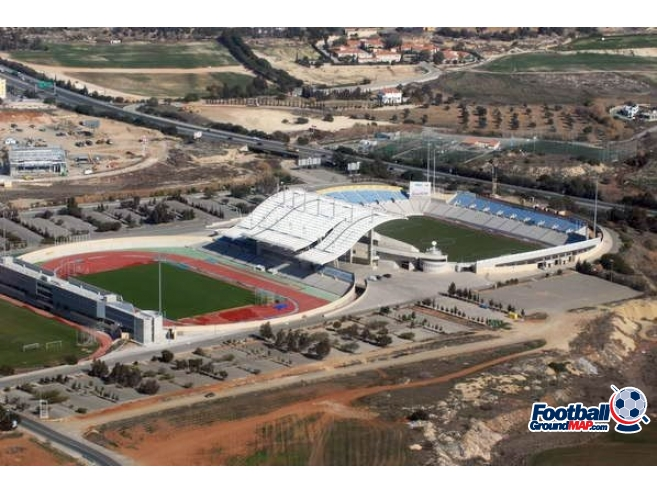 A photo of GSP Stadium uploaded by phivos