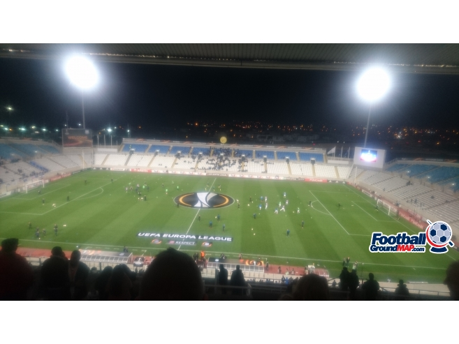 A photo of GSP Stadium uploaded by pclift