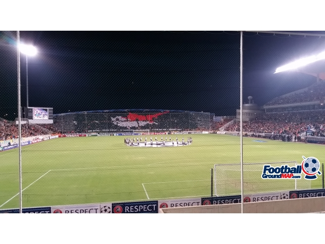 A photo of GSP Stadium uploaded by marshen
