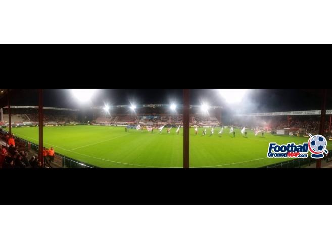 A photo of Guldensporen Stadion uploaded by jonwoozley