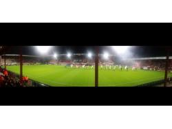 An image of Guldensporen Stadion uploaded by jonwoozley