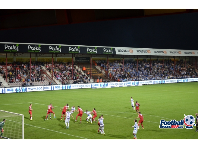 A photo of Guldensporen Stadion uploaded by andy-s