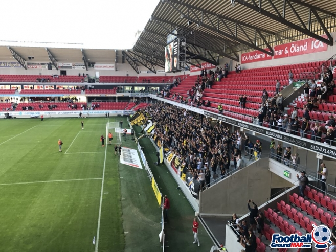 A photo of Guldfageln Arena uploaded by vileviking