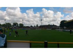 An image of Haig Avenue (Merseyrail Community Stadium) uploaded by biscuitman88