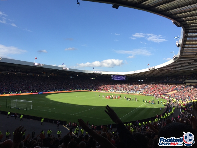 A photo of Hampden Park uploaded by garycraggs