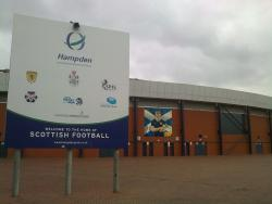 An image of Hampden Park uploaded by rampage