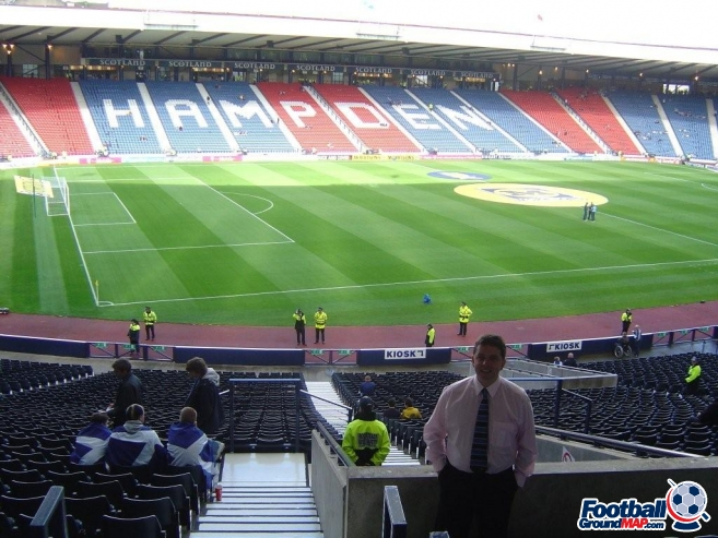 A photo of Hampden Park uploaded by facebook-user-90391