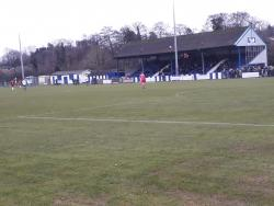 An image of Hanbury Stadium uploaded by johnnyheighway