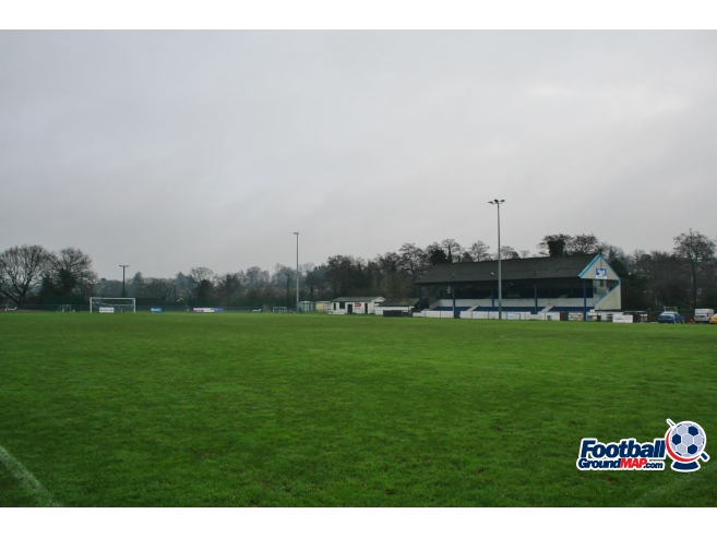 A photo of Hanbury Stadium uploaded by johnwickenden