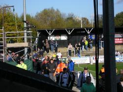 An image of Hayes Lane (Westminster Waste Stadium) uploaded by facebook-user-88328