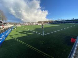 An image of Hayes Lane (Westminster Waste Stadium) uploaded by bdawalsh