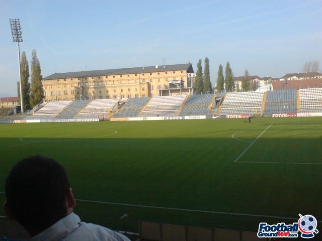 A photo of Hidegkuti Nandor Stadium uploaded by facebook-user-44930