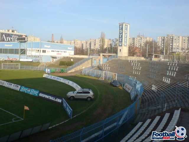 A photo of Hidegkuti Nándor Stadium uploaded by facebook-user-44930