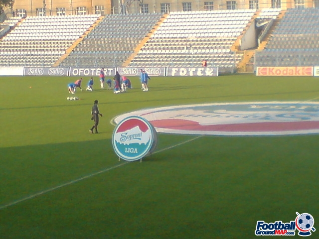 A photo of Hidegkuti Nandor Stadium uploaded by facebook-user-44930