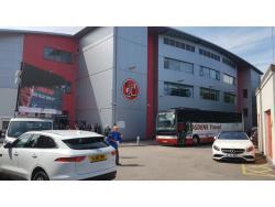 An image of Highbury Stadium uploaded by oldboy