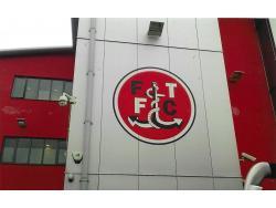 An image of Highbury Stadium uploaded by rampage