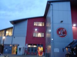 An image of Highbury Stadium uploaded by petrovic80