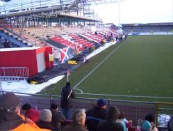 An image of Highbury Stadium uploaded by facebook-user-89046