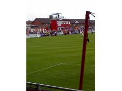 An image of Highbury Stadium uploaded by scot-TFC