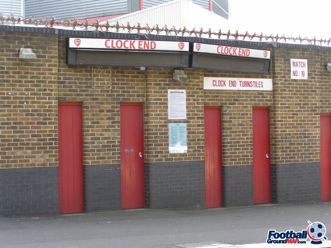 A photo of Highbury uploaded by oldboy