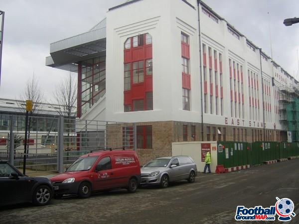 A photo of Highbury uploaded by facebook-user-55935