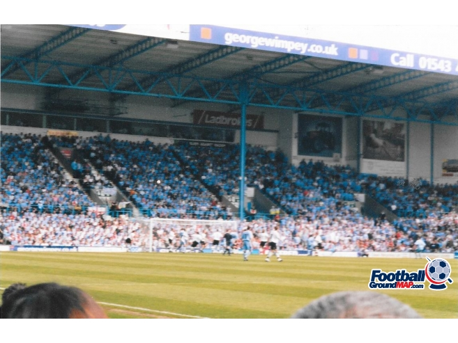 A photo of Highfield Road uploaded by rampage