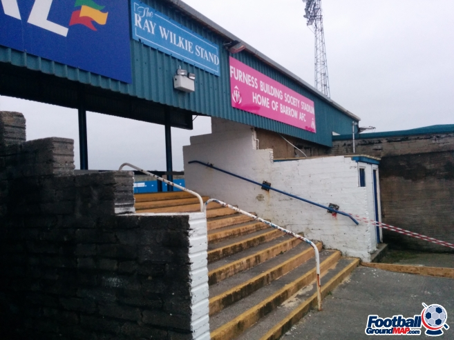 A photo of Holker Street uploaded by matttheox