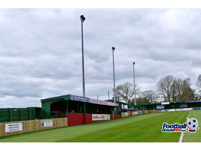 A photo of Holt House Stadium uploaded by peteben