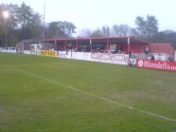 Home of Football Stadium