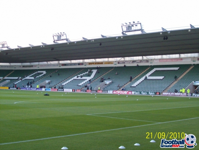 A photo of Home Park uploaded by chunk9