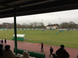 An image of Horsfall Stadium uploaded by garycraggs
