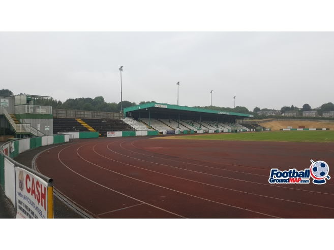 A photo of Horsfall Stadium uploaded by ground-rabbit