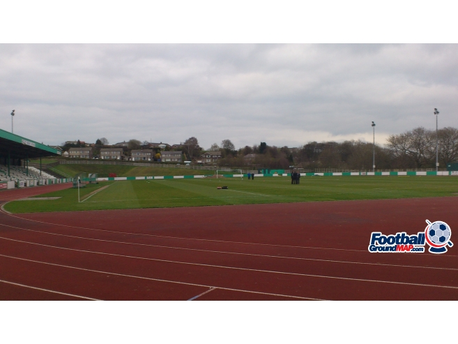A photo of Horsfall Stadium uploaded by biscuitman88