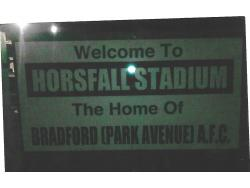 An image of Horsfall Stadium uploaded by rampage