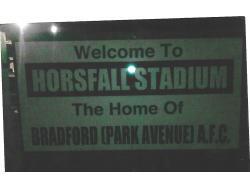Horsfall Stadium