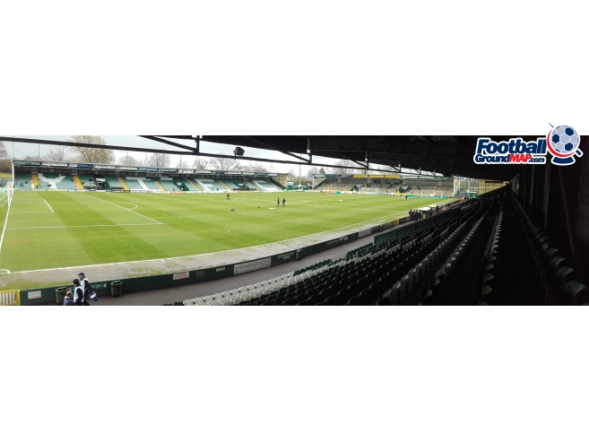A photo of Huish Park uploaded by ollie-marsh