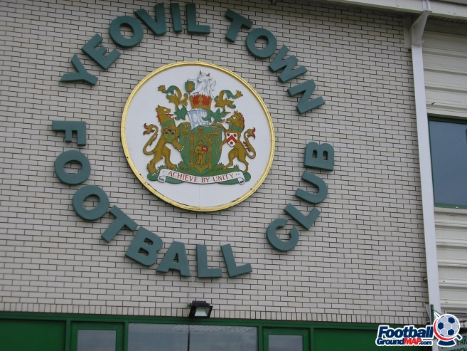 A photo of Huish Park uploaded by facebook-user-88328