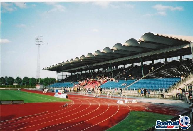 A photo of Hvidovre Stadion uploaded by facebook-user-98487