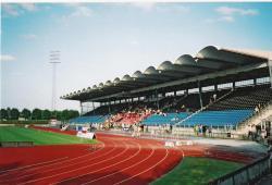 An image of Hvidovre Stadion uploaded by facebook-user-98487