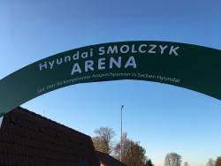 Hyundai Smolczyk Arena Kunstrasenplatz