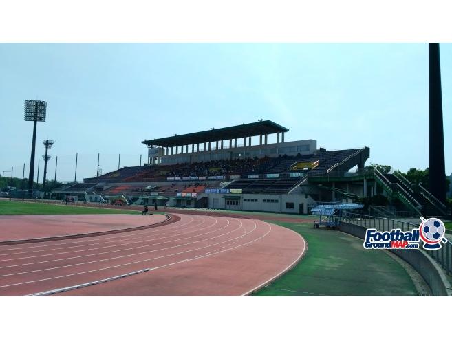 A photo of Ichihara Seaside Stadium uploaded by matttheox
