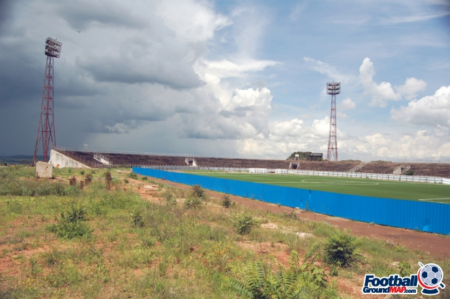 A photo of Independence Stadium uploaded by newrynyuk