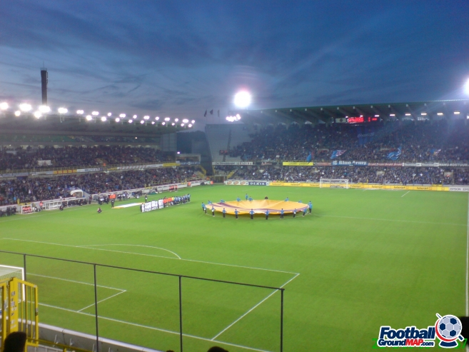A photo of Jan Breydelstadion uploaded by facebook-user-50094