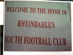 JHQ Rheindahen - York Drive - Pitch ONE