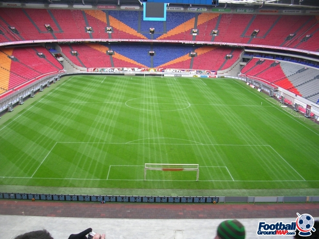 A photo of Johan Cruyff Arena (Amsterdam ArenA) uploaded by stuff10