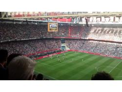 An image of Johan Cruyff Arena (Amsterdam Arena) uploaded by kennisbet