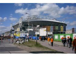 An image of Johan Cruyff Arena (Amsterdam Arena) uploaded by paulthered