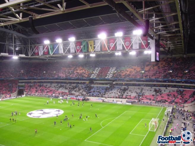 A photo of Johan Cruyff Arena (Amsterdam Arena) uploaded by smithybridge-blue